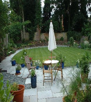 Landscaping in Birmingham UK, call Ace with Spades on 0121 441 2803 or 07770 390065